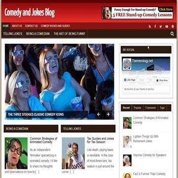 Themenology.net Comedy and Jokes SS