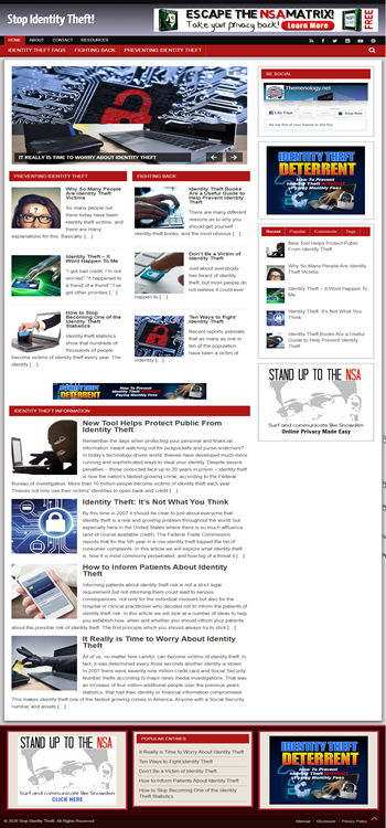 Themenology.net Sotp ID Theft SS Large