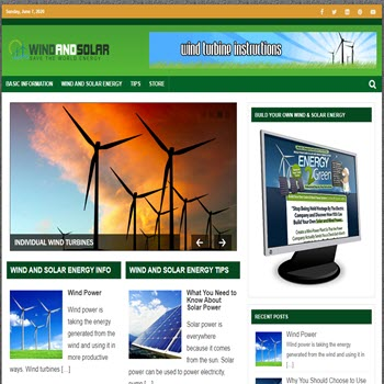 Themenology.net Wind and Solar SS
