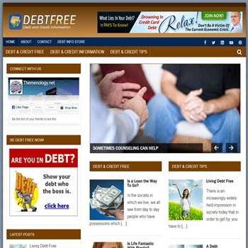 Themenology.net Debt Free tips SS